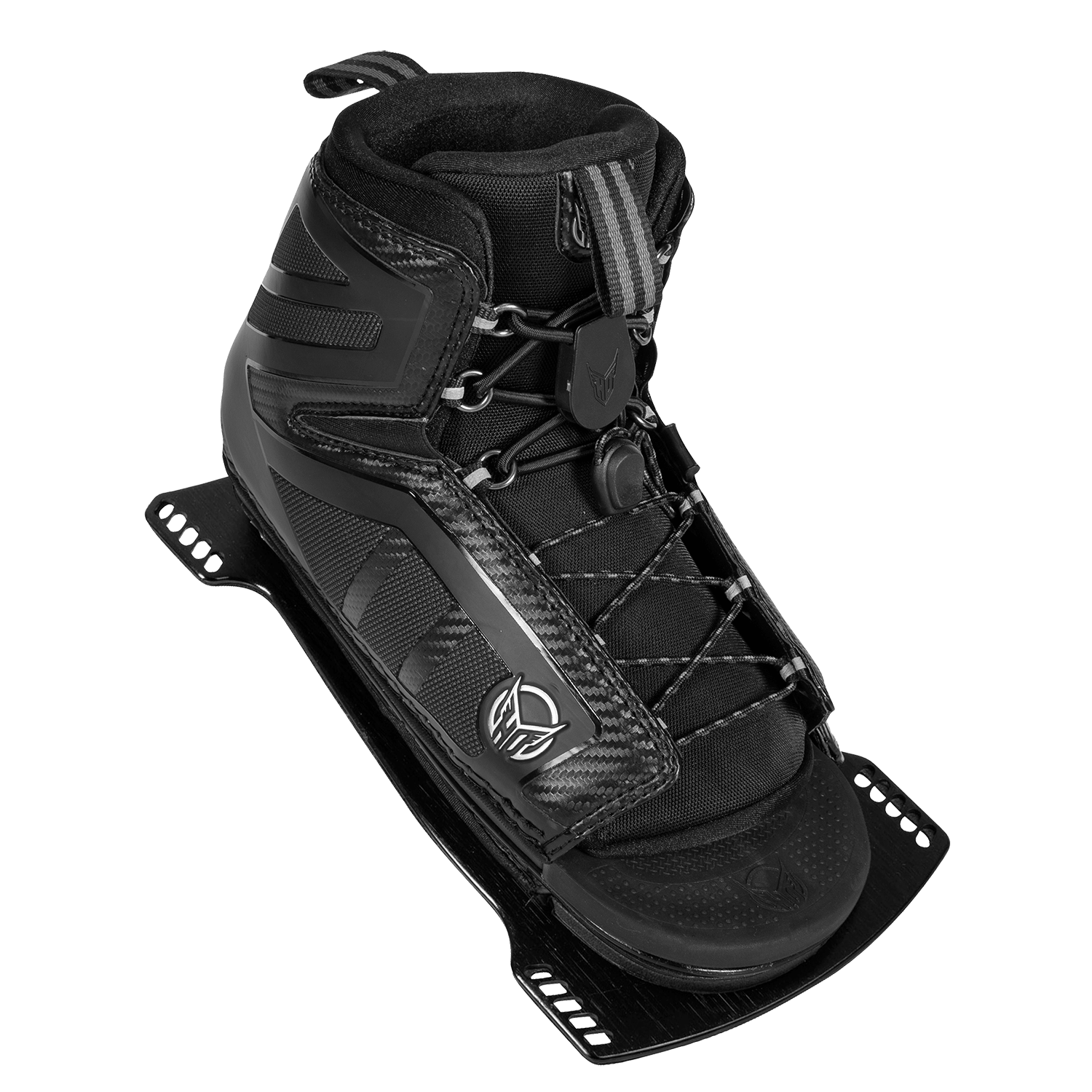 HO Sports Stance 130 Boot Plated - Front | 2021
